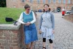 Danskar vid Sönderborg slott