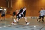 Rörelseoskärpa. Här är ett exempel på rörelseoskärpa. Hela bilden är i princip oskarp, men den ger ändå en känsla av action och rörelse.