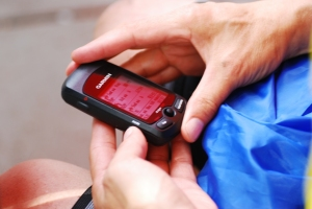 GPS:er finns i alla möjliga former. Självklart har vi några till cykeln också!