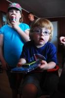 Grodan & fiabus barn vann en GPS i barnlotteriet. Grattis!